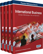 International Business: Concepts, Methodologies, Tools, and Applications (4 Volumes)
