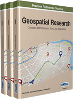 Geospatial Research: Concepts, Methodologies, Tools, and Applications (3 Volumes)