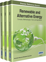 Renewable and Alternative Energy: Concepts, Methodologies, Tools, and Applications (3 Volumes)