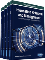 Information Retrieval and Management: Concepts, Methodologies, Tools, and Applications (4 Volumes)