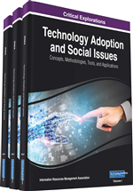 Technology Adoption and Social Issues: Concepts, Methodologies, Tools, and Applications (3 Volumes)