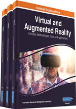 Virtual and Augmented Reality: Concepts, Methodologies, Tools, and Applications (3 Volumes)