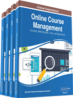 Online Course Management: Concepts, Methodologies, Tools, and Applications (4 Volumes)
