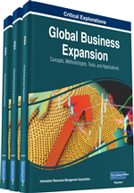 Global Business Expansion: Concepts, Methodologies, Tools, and Applications (3 Volumes)
