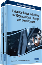 Evidence-Based Initiatives for Organizational Change and Development