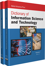 Dictionary of Information Science and Technology (2 Volumes)