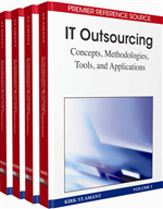IT Outsourcing: Concepts, Methodologies, Tools, and Applications (4 Volumes)