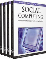 Social Computing: Concepts, Methodologies, Tools, and Applications (4 Volumes)