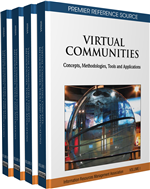 The Search for the 'Hidden' Virtual Communities of Practice: Some Preliminary Premises