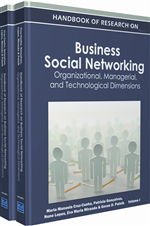 Handbook of Research on Business Social Networking: Organizational, Managerial, and Technological Dimensions (2 Volumes)