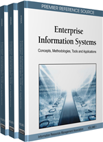 Semantically Modeled Databases in Integrated Enterprise Information Systems