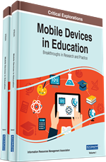 Mobile Devices in Education: Breakthroughs in Research and Practice (2 Volumes)