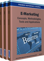 E-Marketing: Concepts, Methodologies, Tools, and Applications