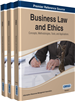 Business Law and Ethics: Concepts, Methodologies, Tools, and Applications