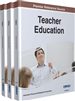 Teacher Education: Concepts, Methodologies, Tools, and Applications