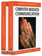 Handbook of Research on Computer Mediated...