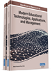 Handbook of Research on Modern Educational Technologies, Applications, and Management