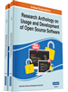 Research Anthology on Usage and Development of Open Source Software