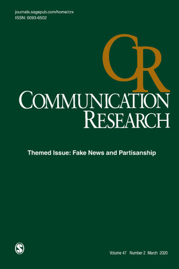 Journal Profile Communication Research