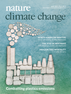 Journal Profile: Nature Climate Change