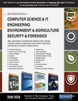 Computer Science, Environmental, Science and Engineering, and Security and Forensics