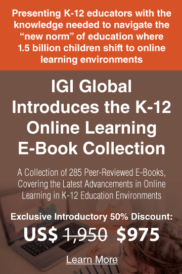 K-12 Online Learning E-Book Collection