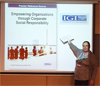 Ruth Wolf Presents At ADVED 2015