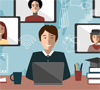 Is Virtual Collaboration Facilitating the Learning Process?