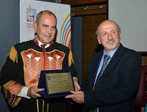 Professor-Academician Constantin Zopounidis Receives 2016 Excellence Award